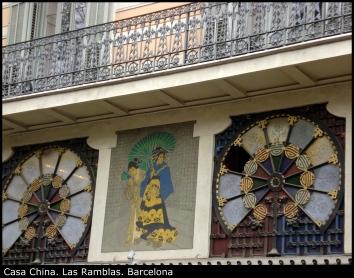 Casa China. Las Ramblas. Barcelona