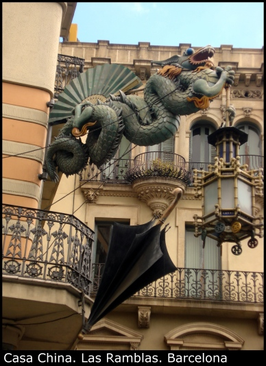 Casa China. Las Rmblas. Barcelona
